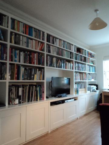 Bookcases Teddington