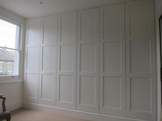 fitted wardrobes wandsworth