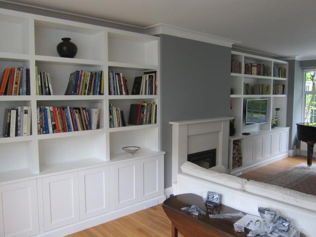 Alcove cabinets Richmond