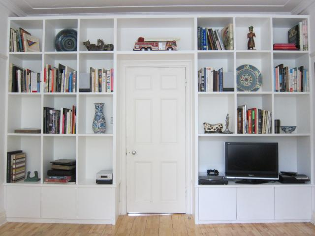 bookcases sheen
