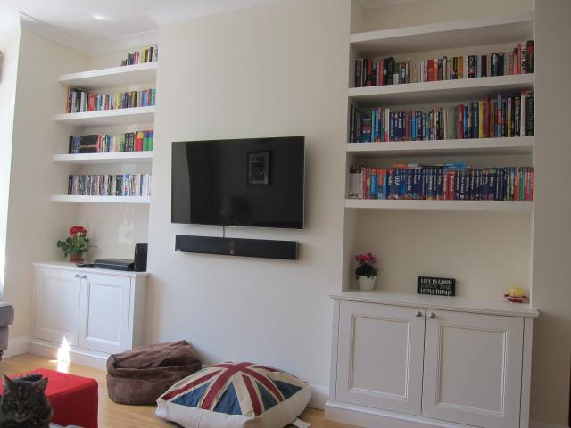 alcove units twickenham