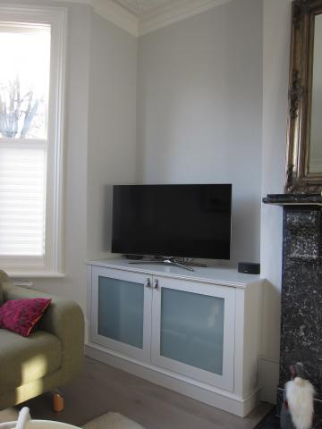 alcove cabinets chiswick