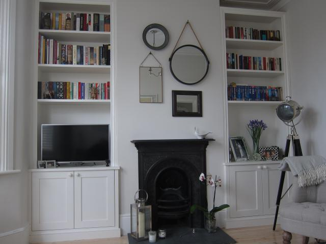alcove cabinets ealing