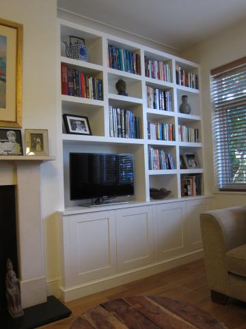alcove cabinets teddington