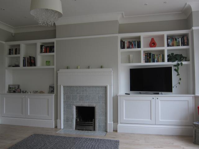 alcove bookcases london