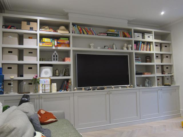Fitted furniture london