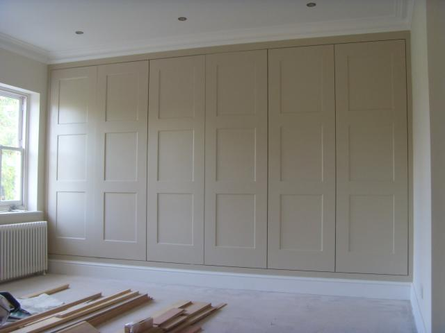 James carpentry alcove cabinets wardrobes bookcases - Beautiful bedroom built in cupboards ...