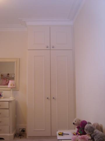 Fitted wardrobes St Margrets TW9